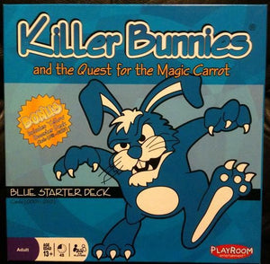 Killer Bunnies and the Quest for the Magic Carrot (2002)