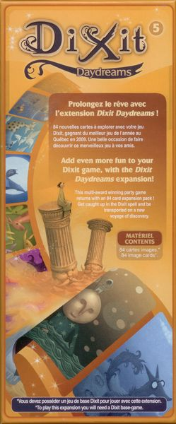 Dixit: Daydreams (2014)