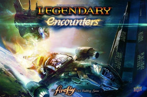 Legendary Encounters: A Firefly Deck Building Game (2016