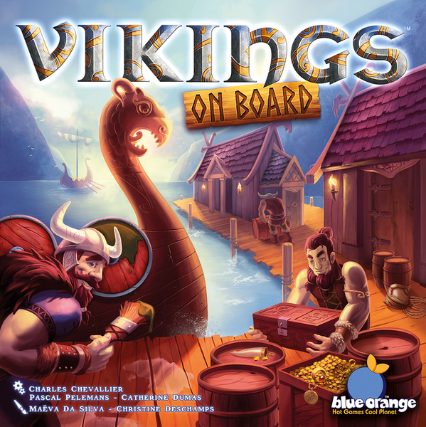 Vikings on Board (2016)