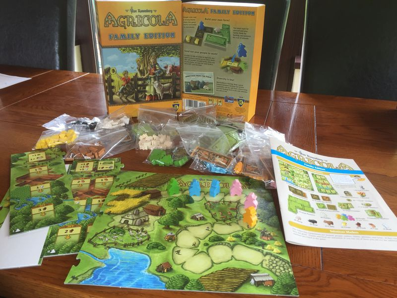 Agricola: Family Edition (2016)
