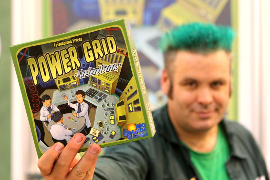 Power Grid: The Card Game (2016)