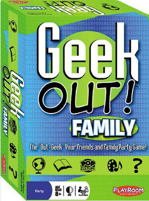 Geek Out! Family (2016)