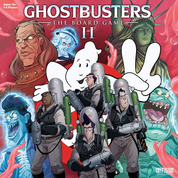 Ghostbusters: The Board Game II (2017)