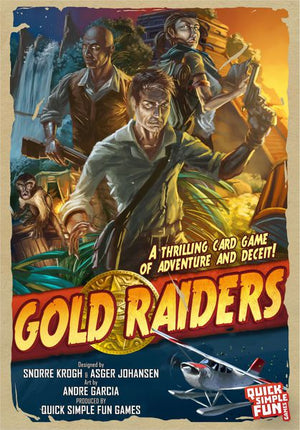 Gold Raiders (2017)