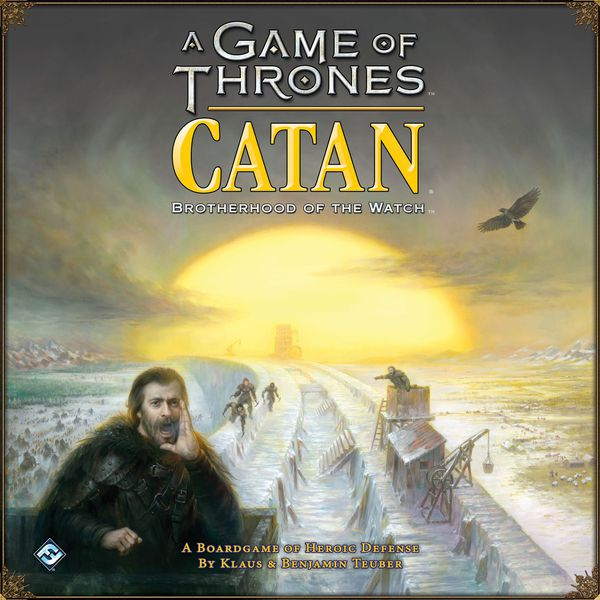A Game of Thrones: Catan – Brotherhood of the Watch (2017)