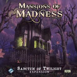 Mansions of Madness: Second Edition – Sanctum of Twilight: Expansion (2018)