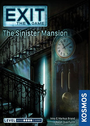 Exit: The Game – The Sinister Mansion (2018)