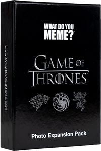 What Do You Meme?: Game of Thrones Photo Expansion Pack (2018)