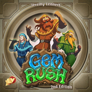 Gem Rush (Second Edition) (2018)