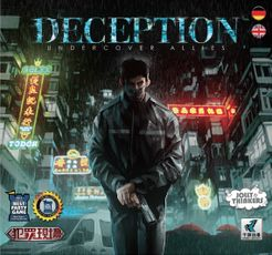 Deception: Undercover Allies (2017)