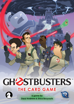Ghostbusters: The Card Game (2018)