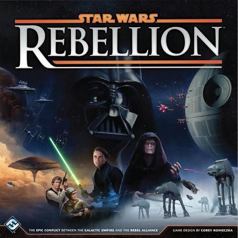 Star Wars: Rebellion (2016)