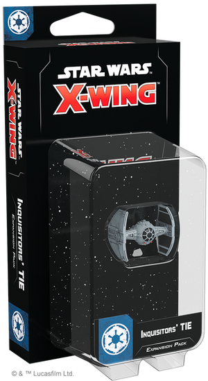 Star Wars: X-Wing (Second Edition) – Inquisitors' TIE Expansion Pack (2019)