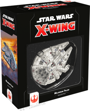 Star Wars: X-Wing (Second Edition) – Millennium Falcon Expansion Pack (2019)