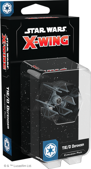 Star Wars: X-Wing (Second Edition) – TIE/D Defender Expansion Pack (2019)