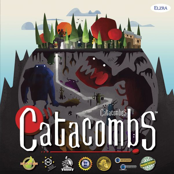 Catacombs (Third Edition) (2015)