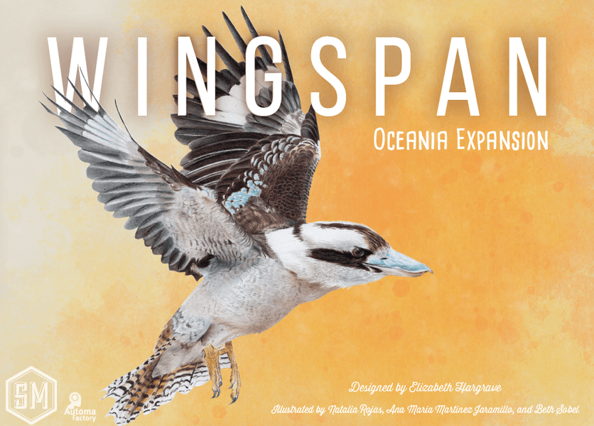 Wingspan: Oceania Expansion (2020)