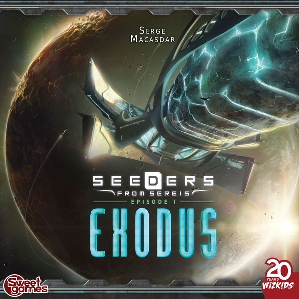 Seeders from Sereis: Exodus (2017)
