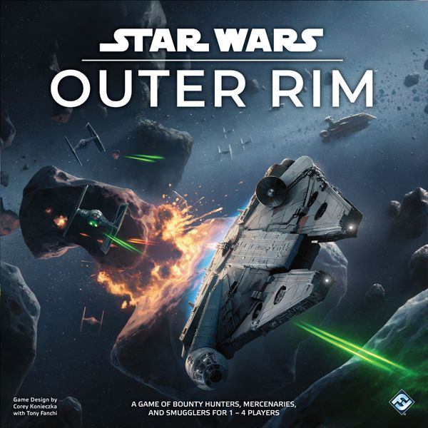 Star Wars: Outer Rim (2019)
