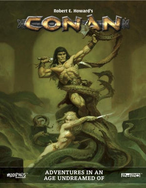 Conan: Adventures in an Age Undreamed Of (HC)