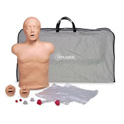 Brad CPR Manikin With Electronic Console  And Carry Bag