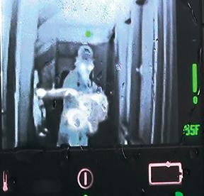 Thermal Image Ti Randy 165 Large Body
