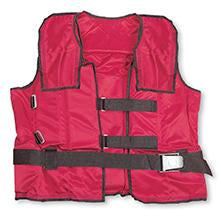 Simulaids 50 Lb Training Vest Iaff Small
