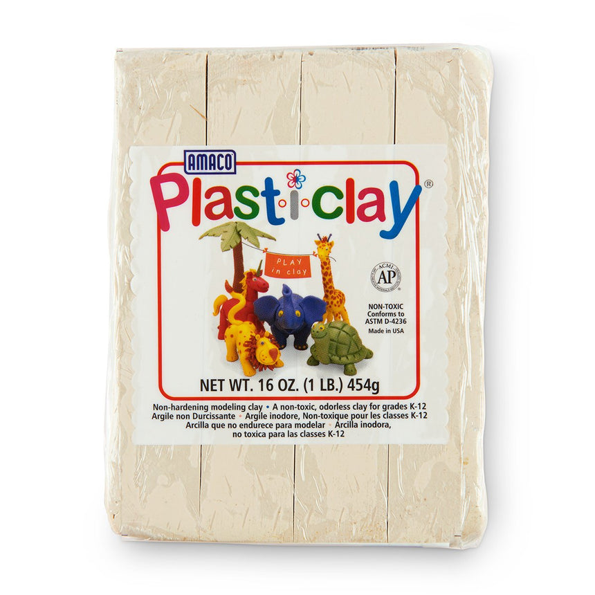 Modeling Clay Cream 1 Lb