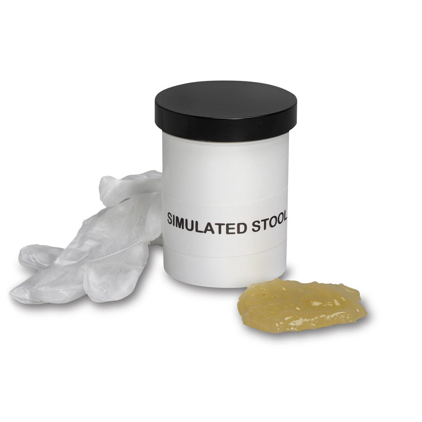 Simulated Stool for the Life/form® Ostomy Care Simulator