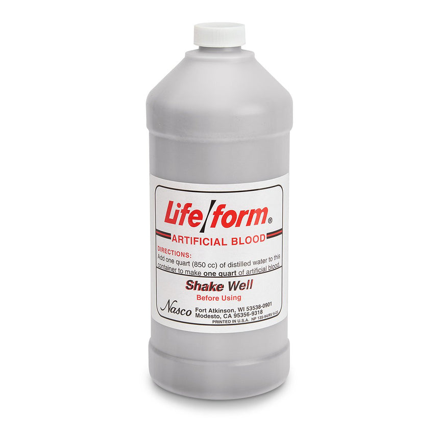 Life/form® Arterial Blood - 1 Quart