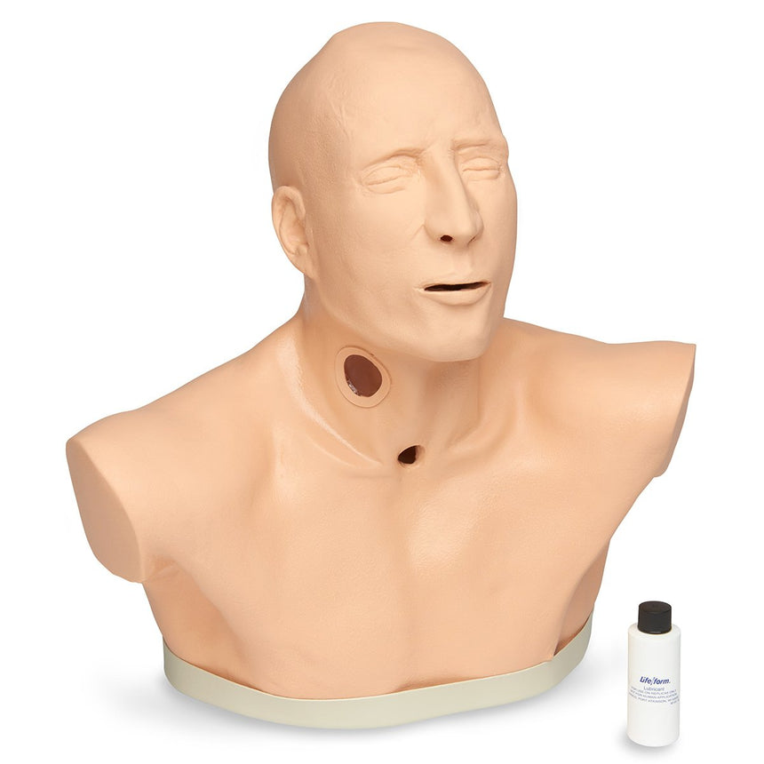 Life/form® Tracheostomy Care Simulator