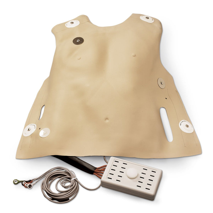 Life/form® Adult Defibrillation Chest Skin