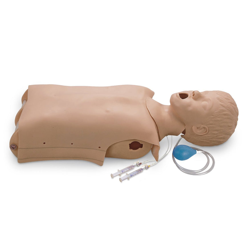 Life/form® Basic Child  CRiSis™  Trainer Torso with Advanced Airway Management