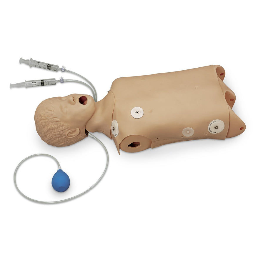Life/form® Advanced Child CPR/Airway Management Torso with Defibrillation Features