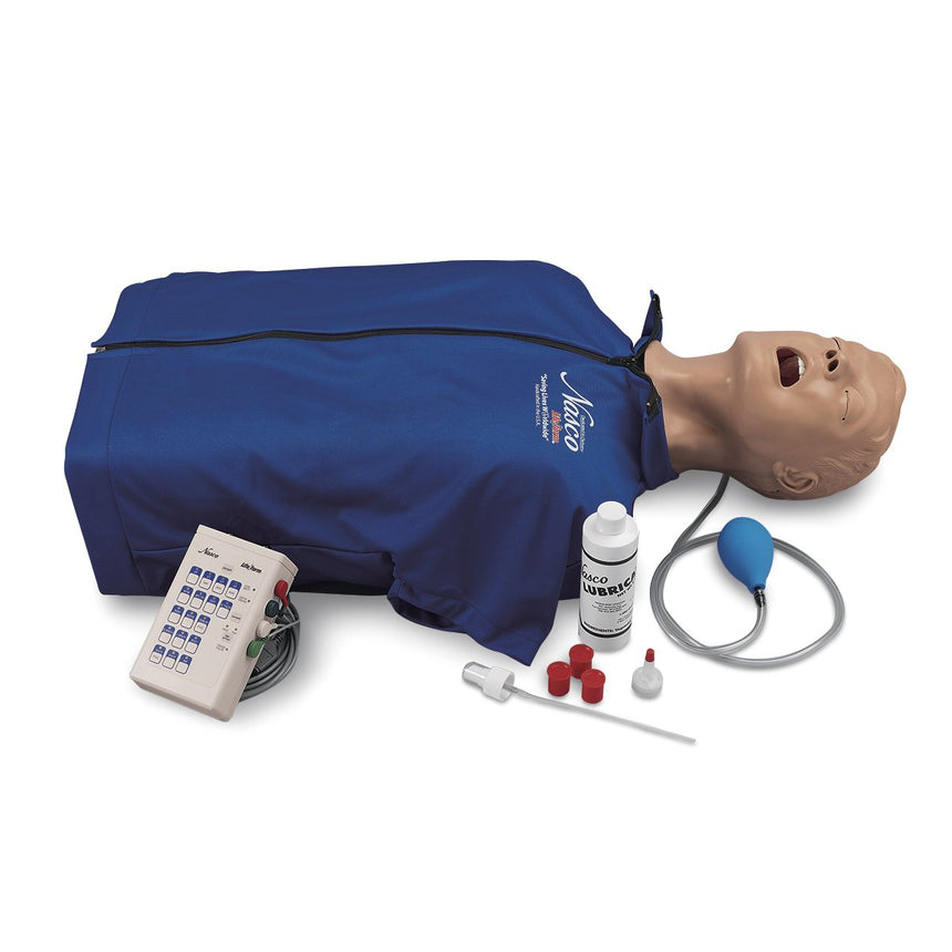 Life/form® Deluxe  CRiSis™  Manikin Torso with Advanced Airway Management