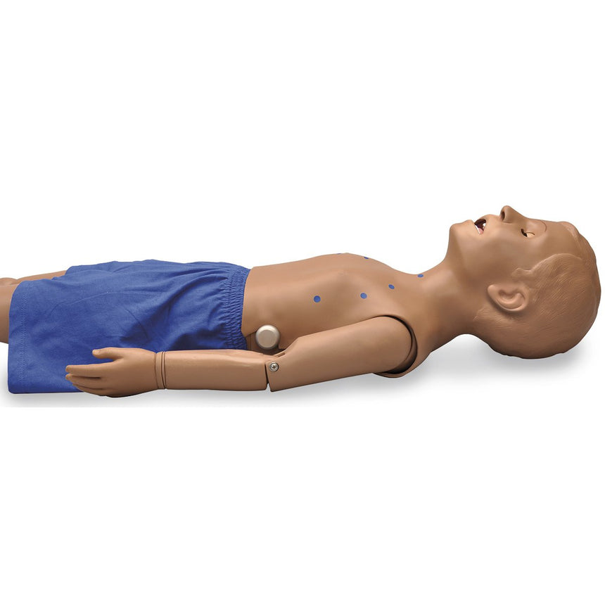 Gaumard® 5-Year-Old CPR and Trauma Care Simulator - Light
