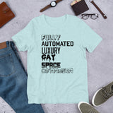 Fully Automated Luxury Gay Space Communism - T Shirt