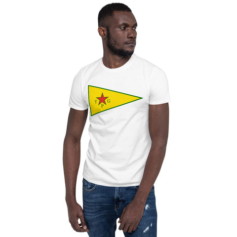 YPG Flag - People's Protection Units T Shirt