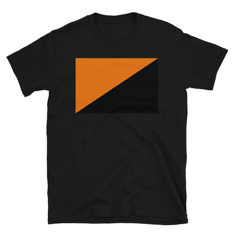 Anarcho-Mutualism Flag - Anarchist, Mutual Aid, Leftist, Mutualist T-Shirt