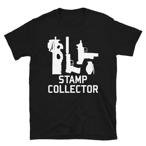 Stamp Collector - NFA Tax Stamp T-Shirt