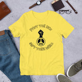 Fight The Rich Not Their Wars - Anti Imperialist T-Shirt