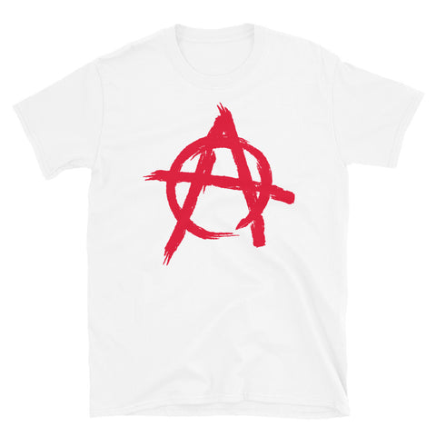 Anarchist Circle A - Anarchism T-Shirt