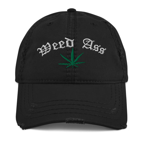 Weed Ass - Classic Meme Hat