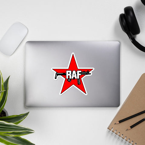 Red Army Faction Insignia - Historical, Leftist Sticker