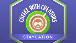 Coffee with Creators: Staycation's Secrets to Keeping Content Fresh