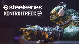 KontrolFreek Joining Forces with SteelSeries