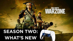Warzone Season 2: Here's What's New