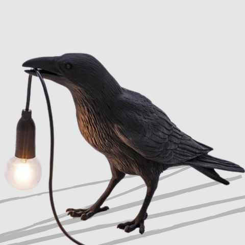 The Crow Lamp