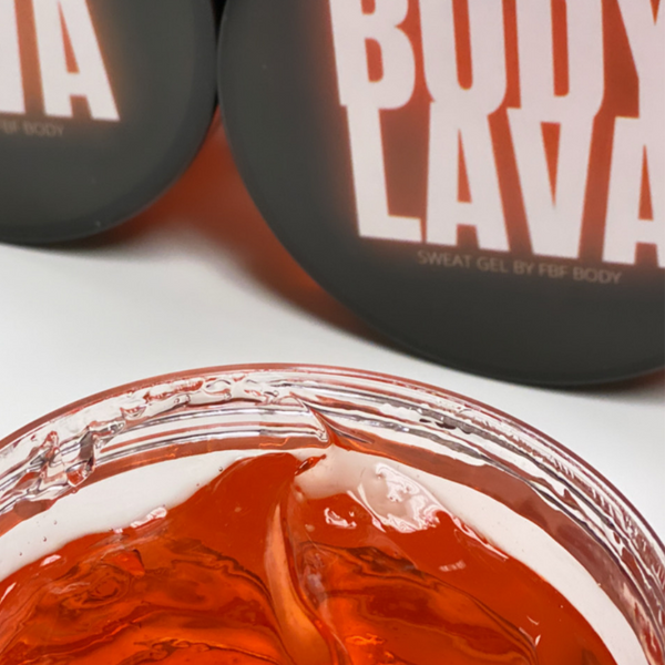 Body Lava Sweat Gel